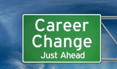 Mid-Air Course Changes, how to navigate a Career change.