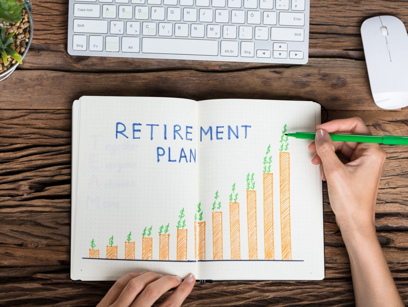 Time to Think About Setting up a Retirement Plan at Work